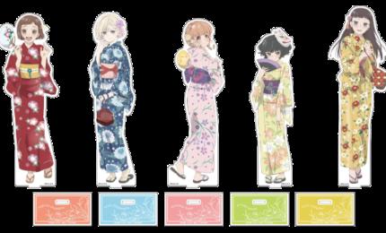 アクリルフィギュアL/描き下ろし(全5種)